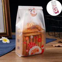 Hediye Paketi 50 adet Şeker Lolipop Düz Çanta Düğün Festival Parti Malzemeleri Açık Üst Şeffaf Paket OPP Malzeme 32