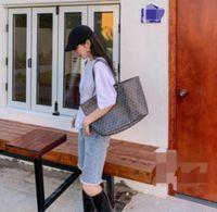 Модный дизайн женщин бакалеи для покупок сумка высокое качество Классическая кожа большая емкость на плечо сын-мама мама сумки сумки кошелек кошелек