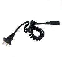 Cable del adaptador del cargador de afeitadora Eelectronic Compatible con P Hilips Norelc O B Raun Reming Ton, FlyCo por 4G-Kitty.4417LC 6618x 6863XL 6614X 68