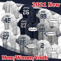 99 Аарон Судья Тдинопы 2 Дерек Джетер 45 Gerrit Cole 3 Babe Ruth Бейсбол DJ Lemahieu Дон Маттинг Новый 2021 Custom