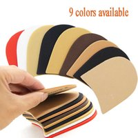 Diy Pad Repair Heel Sole Anti-slip Wear-resistant Mat Rubber Shoes Accessories Protective Half Soles Outsole Forefoot Pads