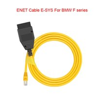 Diagnostic Tools Quality ENET Cable E-SYS For ICOM OBD2 Coding F Series ,Single Module Programming Hiding Data Tool