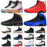 2021 Change The World jumpman 9 9s Mens Basketball Shoes University Gold Space Jam Gym Red Racer Blue Chameleon UNC Anthracite Dream Sports Sneakers