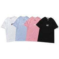 Designer T-shirt Sale Dreamville J Cole T-shirts imprimés HIP HIP HOP Coton Tee shirts 2 Couleur De Haute Qualité Grossiste