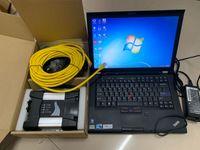 Per BMW Diagnostic ISTA ICOM Next ABC con laptop T410 I7 4G HDD 1TB 03/2021 Software più nuovo Pronto all'uso