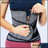 Waist Safety Athletic Outdoor As Sports & Outdoorswaist Support Aiithuug Fitness Trainer Back Lumber Belts Modelling Strap Weigght Loss Gird