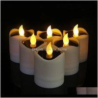1PC 태양 LED 촛불 야외 웨딩에 대 한 불꽃없는 방수 촛불 조명 크리스마스 할로윈 PAR JLLUSK 1S5ZM BR9CJ