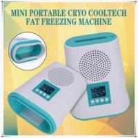 High Quality!!! portable MINI Cryolipolysis Fat Freezing Slimming Machine Vacuum weight loss cryotherapy cryo fat freeze machine Body Shape