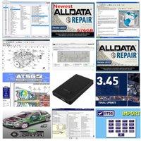 Melhor qualidade reparação automática AllData V10.53 MIT Soft-Ware 2015 ATSG Workshop Vivid USB 1TB HDD
