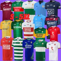 Größe S-5XL 20 - 21 Dublin GAA Home Rugby Jersey 2122 Caillimh Tipper àth Cliath David Treazy Tom Connolly Hemden