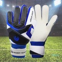 Ski Gloves Professional Children Soccer Goalkeeper Kids Wearable Anti-Slip Finger Protection Football Goalie Hand Protector