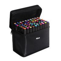 TouchFive 60/80 oceColors алкогольные маркеры ручки эскизы для кататься на коньках жирные кисти карандаши рисунок набор манги художественные принадлежности