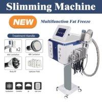 FDA Approved Cryolipolysis Body Slimming Fat Freezed Machine Cool Shaping Vacuum Liposuction Ultrasonic Cavitation RF Lipo Laser Equipment#14