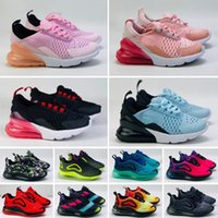 2021 Baby Small Kids Cushion Shoes Youth boys girls Wholesale Outdoor Children Running Sneakers size 22-35