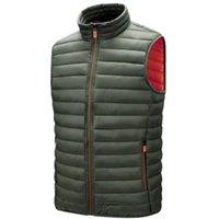 Vestes de gilets pour hommes sans manches 2021 Automne Mens Homme chaud Homme d'hiver Casual Coton Coton Coton Cottoat Chalecos Para Hombre Gilets