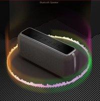 XDOBO X8 60W High Power Portable Bluetooth Speaker Deep Bass Column TWS Stereo Subwoofer Soundbar Boombox Support TF Card AUX