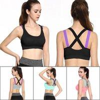 SUPER BIG SALE Women Sports Bra Cross Beautiful No Underwires Shockproof Running Yoga Underwear Fitness Sports Bra Sportswear