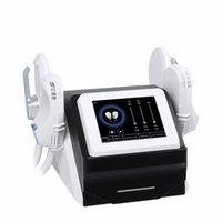 Emslim Machine Muscle Стимулятор Cheemt Тело Формирование EMS Электромагнитная похудение Животное Оборудование для красоты 4 ручки