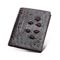 Portefeuille véritable cuir véritable homme portefeuille porte-monnaie courte meuble millésime mâle embrayage mâle mâle sac argent qualité qualité