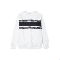 Ss Nwe Designer Hoodie Masculino Homens Mulheres Europeias e Americanas Carta de Moda Street Street Sweatshirt Loose Casal Alta Qualidade Personalizada Vestuário