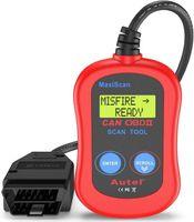 코드 판독기 스캔 도구 Autel MS300 범용 OBD2 스캐너 자동차 리더, 읽기 지우기 오류 코드, 차량 진단 도구
