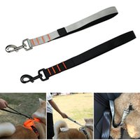 Dog Collars & Leashes Puppy Lead Leash Rope Nylon Strap Soft Safe Portable For Car Outdoor Walking EIG88