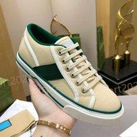 Klasik Erkekler Kadınlar Rahat Elbise Ayakkabı Tuval Ayakkabı Çok Yönlü Baskı Orijinal Kutusu Boyutu 35-45 Ile Yüksek ve Düşük Chaussure