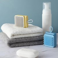 Hair Brushes Shampoo Scalp Massager Massage Comb Bath Brush Shower Care Tool