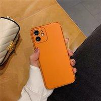 Mode cuir haut de gamme Noir 11promax Apple XS Case de téléphone mobile iPhone8Plus femelle XR7 Drop 12