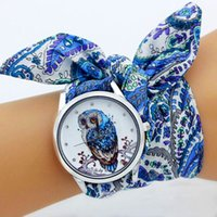 Designer Luxe Merk Horloges Shsby Dames Doek Pols Mode Vrouwen Jurk Hoge Kwaliteit Silver Quartz Sweet Girls Fabric Clock