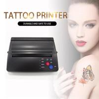 Styling Professional Tattoo Stencil Maker Transfer Machine Flash Thermal Copier Printer Supplies Eu Us Plug Printers