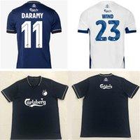 2021 Jerseys de futebol de Copenhaga 20 21 Casa # 10 Zeca Camisa # 14 N'Doye # 29 Skov Personalizado Fora Futebol Uniformes