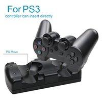 لسوني PS3 نقل تحكم شاحن كابل USB تعمل بالطاقة شحن Dock PlayStation 3 عصا التحكم Gamepad Control