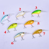 1 PCS Brand Big Wobbler Fishing lures sea trolling minnow artificial bait carp peche crankbait pesca bait 779 Z2