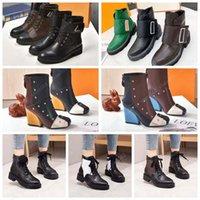 Зимняя горячая распродажа моды роскоши дизайнерские сапоги сапоги снежные замшевые теплые 35-41 ремень ботинок 1008 2601