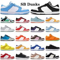 Dunk Low Sb Scarpe uomo Chunky Dunky Running Sneakers per le donne Dunks Kentucky University Red Green Bear Syracuse Chicago San Valentino Dayfashion Tempo libero Chaussures
