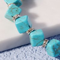 bracelet Limeng jewelry national Turquoise Bracelet personalized beaded website