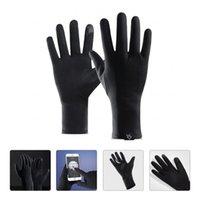 Ski Gloves 1 Pair Of Winter Outdoor Sports Full-finger Anti-skid Telefingers