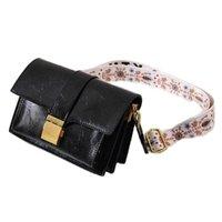 Cross Body Shoulder Bag Women's 2021 Simple Flap Pocket Small Square Fashion Handbags Women Versatile Leather