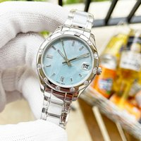 Women Watch Automatic Mechanical Watches Ladies Wristwatch 33MM Montre de Luxe High-end Mother-of-pearl Dial High Quality Free Transportatio