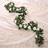 Güllerin yapay çiçekler, 9 veya 11 adet, yanlış süspansiyon, asma, yapraklar, yapay çiçekler, çelenk, düğün dekorasyon