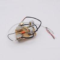 1 Set Cargado CTS con cable eléctrico CTS Alpha Push Push Pull Cableado Aprovechado Kit prewairado para LP SG