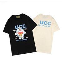 Herren Designer T-shirt Frühling Sommer Einfache 100% Baumwolle Paar Kleidung Casual Hochwertige Straßenmode T-Shirt Schwarz Weiß Größe S-2XL