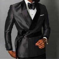Custom groom fashion wedding dress banquet dress men's business suit 2 pieces jacket + pants Men Tuxedo Man Suits Slim Fit Prom