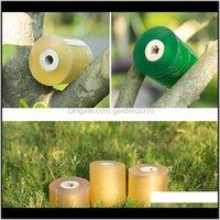 접착제 그래프트 테이프 과일 나무 Secateurs 정원 도구 Engraft 지점 원예 PVC 넥타이 테이프 MyRTT ZW0PJ