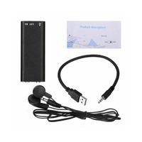 Digital Voice Recorder Activate Mini Sound Audio Dictaphone 4GB 8GB Player   SK892 MP3