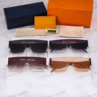 النظارات الشمسية في الهواء الطلق نظارات مصمم نظارات الشمس الشاطئ الأزياء الرجال النسائية الأحزاب uv400 uv400 النظارات درجة عالية الجودة مع مربع 8955 نمط # 2021 #