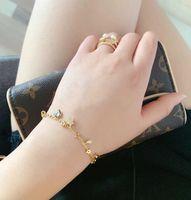 2020 CD star love crystal necklace female Dijia Internet celebrity pendant fairy bracelet earrings