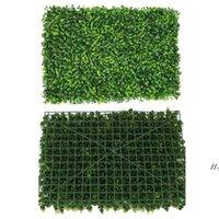 40x60 cm Yapay Çim Bahçe Süslemeleri Çim Mat Pet Plastik Kalın Sahte Otlar Çim Mikro Peyzaj DWD6804