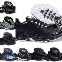 جديد 2021 TN أحذية رجالي أسود أبيض أحمر كلاسيكي TN بالإضافة إلى الأحذية الرياضية الترا الرياضية رخيصة tns requin irs كرة السلة مصمم المدرب أحذية رياضية F22